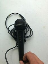 Soundesign  UNIDIRECTIONAL DYNAMIC MICROPHONE IMP 600 Vintage 80s