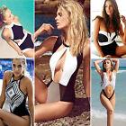 femmes pièce unique Bandeau Monokini Plage bikini maillot de bain
