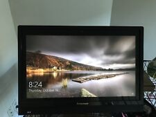 Lenovo touchscreen all in one desktop computer like new!