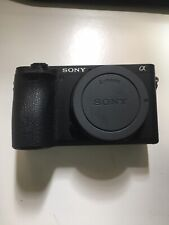Sony Alpha A6500 24.2MP Mirrorless Digital Camera (Body + Accessories)