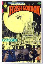 FLASH GORDON #33 The Movie Part 3! Whitman Comic Book ~ VF/NM