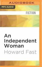 An Independent Woman : Lavette Family Saga by Howard Fast (2016, MP3 CD,...