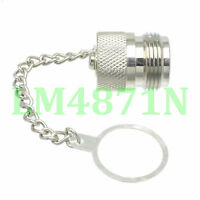 Connector UHF SO239 SO-239 female Protective Dust cap cover boot for PL259 male