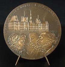 Médaille Proclamation République française 1870 Gambetta Ferry Faure medal