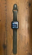 Apple Watch Series 4 44mm GPS + Cellular - Green Rubber Band
