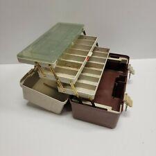 PLANO Model 1530 Fishing Tackle Box w/Trays