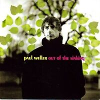 PAUL WELLER Out Of The Sinking CD SINGLE NEW