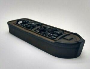 oo gauge Canal Barge Kit