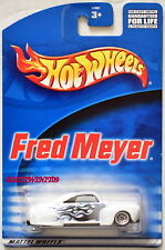 HOT WHEELS FRED MEYER TAIL DRAGGER WHITE