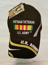 U.S. Army Vietnam Veteran Hat Cap Adjustable Cap United States Army Hat USA SHIP