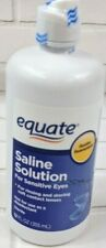 Equate Saline Solution for Sensitive Eyes 12 Fl oz Exp 5/2021