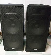 "B-52 MX-1515 Dual 15"" 2-Way 600W Speaker"