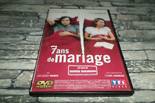 DVD -  7 ans DE MARIAGE  /  catherine frot didier bourdon / DVD