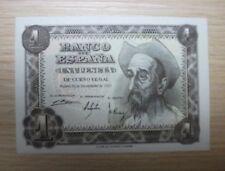 BILLETE DE 1 PESETA DE 1951 SIN CIRCULAR