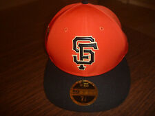 SAN FRANCISCO GIANTS NEW ERA 59FIFTY ARIZONA LEAGUE ON FIELD FITTED HAT Sz 7 1/2