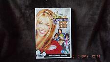 HANNAH MONTANA POP STAR PROFILE DVD