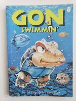 GON SWIMMIN' GRAPHIC NOVEL DIGEST by MASASHI TANAKA PARADOX PRESS BOOKS