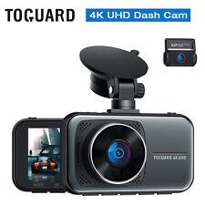 4K Dual Dash Cam UHD 2160P+1080P Front and Rear Dash Camera  Super night vision