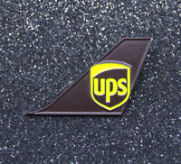 Pin UPS AIRLINES Tail Fin metal pin for pilot crew ground staff