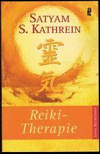Reiki-Therapie  –  Autorin:  Satyam S. Kathrein