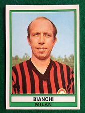 CALCIATORI 1973-74 1974 n 221 MILAN Ottavio BIANCHI  Figurina Sticker Panini NEW