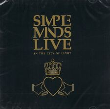 Simple Minds - Live - In The City Of Light - 2CDs NEU Ghostdancing - Waterfront
