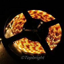 5X 5m 500cm Warm White SMD 3528 Flexible 300 LED Strip