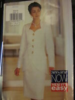 Vintage Butterick SEWING Pattern 3828 Misses Dressy Top Skirt UNCUT OOP NEW SEW