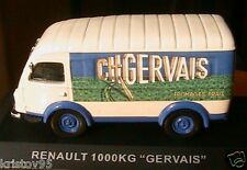 CAMION RENAULT 1000KG CHARLES GERVAIS PUBLICITAIRE 1/43 IXO ALTAYA 1000 KG