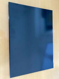 USM Haller Tablar Zwischentablar 330x240 für 350x250 Boden Graphitschwarz