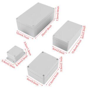 Scatola di Giunzione Stagna Cassetta Derivazione Polvere Impermeabile IP65 Kit