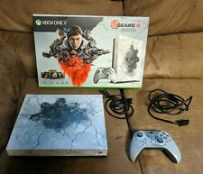 Microsoft Xbox One X 1TB Gears 5 Limited Edition Console Bundle