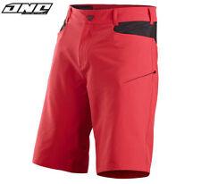 Shorts et cuissards rouge pour cycliste
