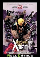 WOLVERINE AND THE X-MEN VOLUME 1 TOMORROW NEVER LEARNS GRAPHIC NOVEL (2014) #1-6