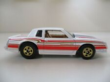 HOT WHEELS - THE HOT ONES - (1986) '86 CHEVROLET MONTE CARLO SS - DIECAST