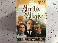Arriba y Abajo Temporadas 1 y 2 - 10 x DVD Español Ingles AM