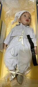 """Vintage """"Mo"""" Zwergnase Artist Doll1999 by artist, Nicole Menzer-Marschollak,"""