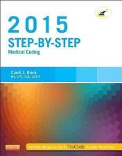 Step-by-Step Medical Coding, 2015 Edition, 1e