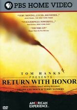 Return With Honor (2005, DVD NEW) WS