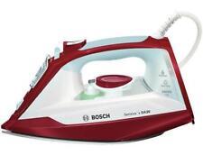 4242002814681 Bosch TDA3024010 iron Steam iron Ceranium Glissée soleplate Red,Wh