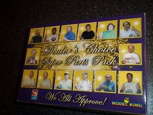 AMT Dealer's Choice Super Parts Pack Model Kit #21453P Open Box Sealed Contents