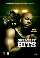 TOO SHORT E-40 55 MUSIC VIDEOS HIP HOP RAP DVD LIL JON SNOOP DOGG SCARFACE $HORT