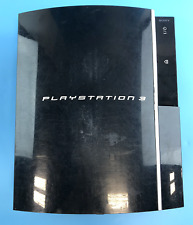 Sony PS3 Playstation 3 CECHL01 80 GB - Black Game Console #0001