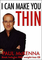 I Can Make You Thin (Book and CD), Paul McKenna