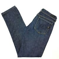 Citizens of Humanity Jeans size 26 (2) Low-Rise Straight Leg Dark Wash Stretch