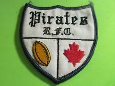 Pirates Rugby Football Club Patch