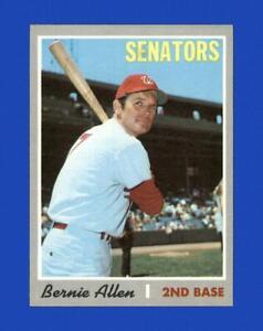 1970 Topps Set Break #577 Bernie Allen NR-MINT *GMCARDS*