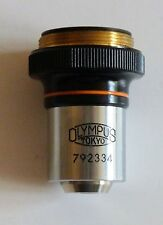 Olympus Microscope Objective Tokyo 10/0.25