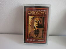 K7 BO Film OST RY COODER Geronimo An american legend COL 475645 4