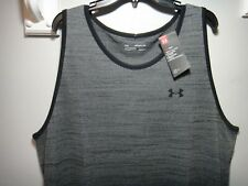 ecb52b9f Under armour Polyester Sleeveless T-Shirts for Men for sale   eBay